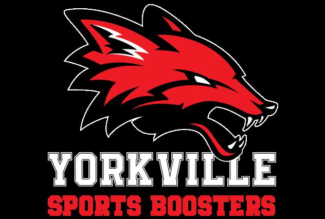 Yorkville Sports Boosters Retina Logo